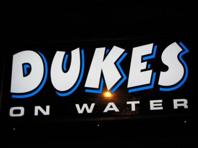Milwaukee's best happy hour, 2011: Dukes on Water