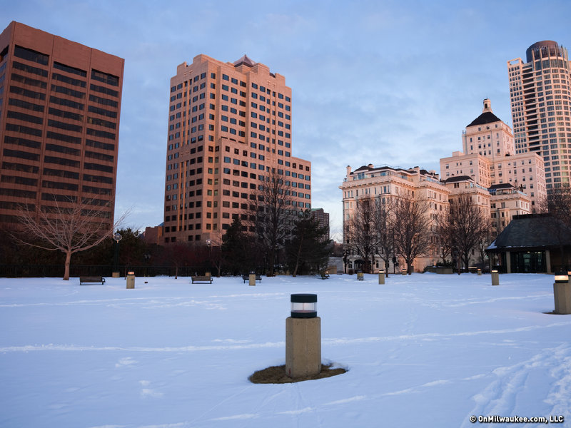Milwaukees Weather On The First Day Of The Year Varies Quite A Bit Despite Occurring Deep