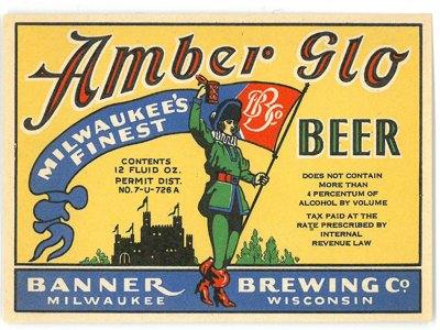 12 cool old Milwaukee beer labels