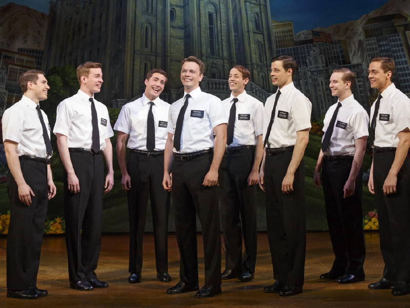 "Hello! ""The Book of Mormon"" is coming to the Marcus Center for the Performing Arts next season."