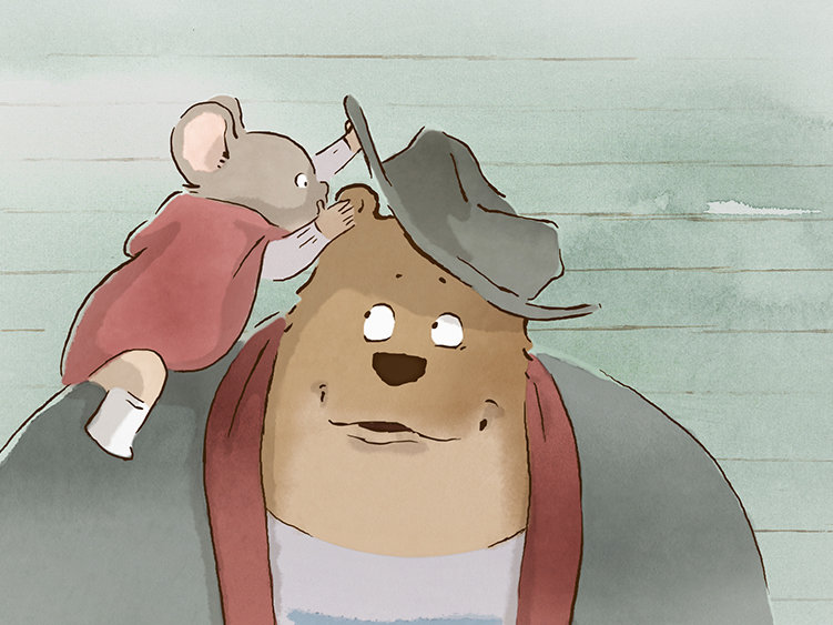 "Last year's Oscar-nominated ""Ernest & Celestine"" is one of the film festival's picks for its Rated K: for Kids program."