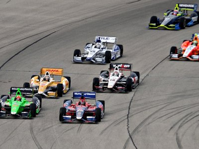 IndyCar's best returns to the Mile