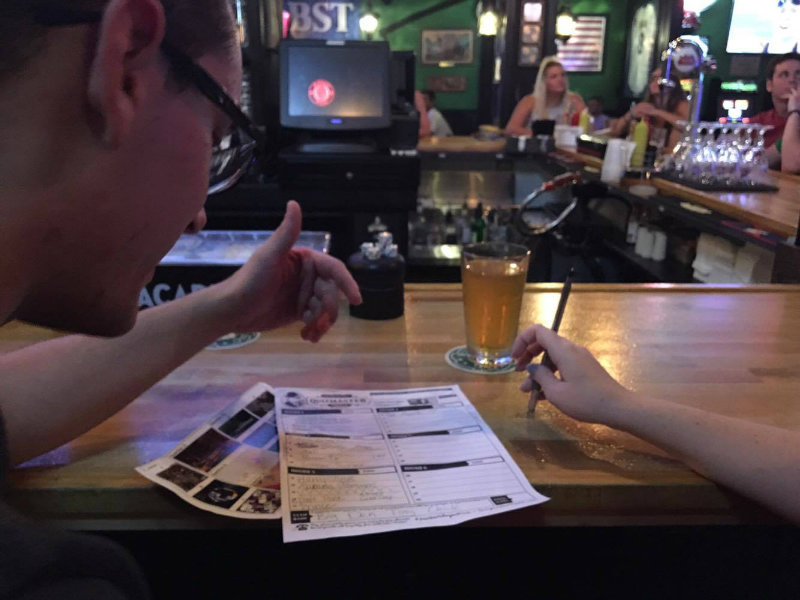 20 places where you can enjoy trivia night