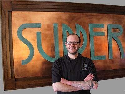 3 dishes: Supper's Erik Hansen