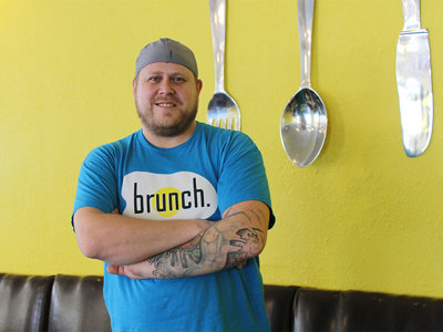 3 dishes: Mike Holz of Brunch
