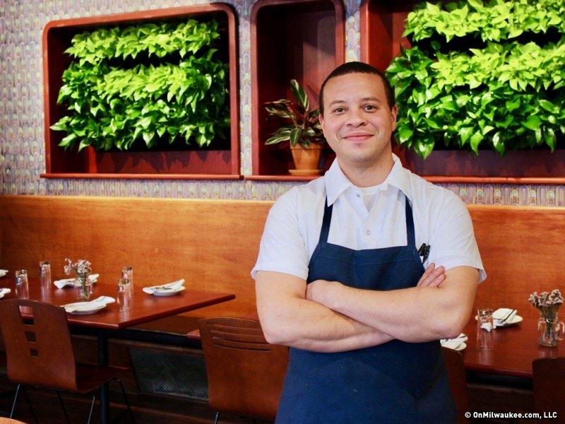 3 Dishes: Dane Baldwin of The Diplomat - OnMilwaukee