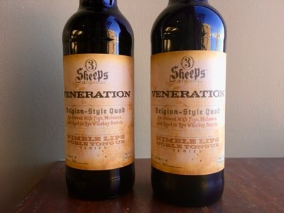 Sheboygan's 3 Sheeps releases a big bad Belgian-style quad this weekend