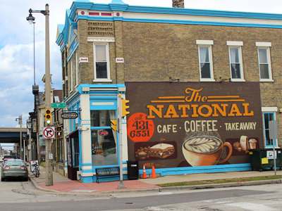 3 dishes: Nell Benton of The National Cafe