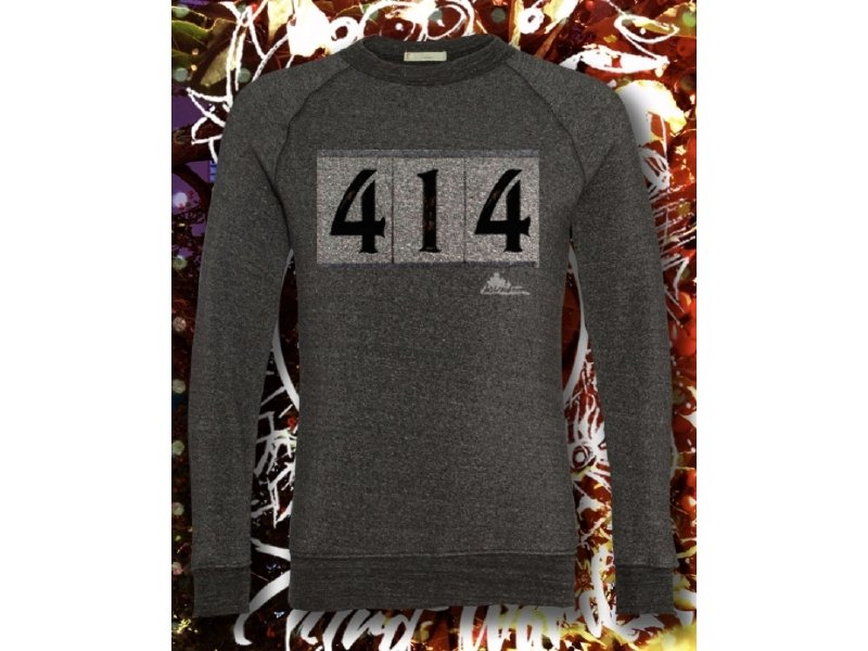 The 414 fleece. Get yours now.