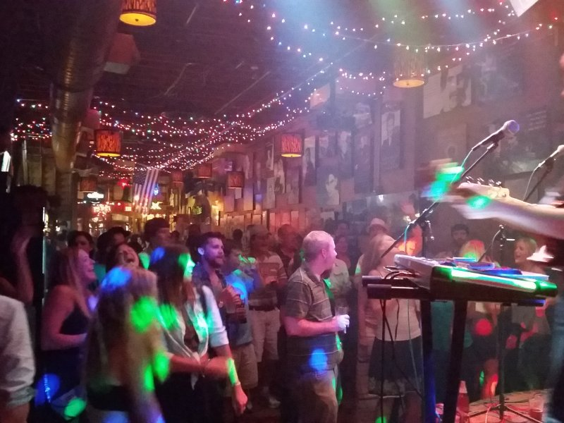 From live music to rooftop dance parties, Knoxville has a bit of something for everyone. Photo: Lance Dyzak
