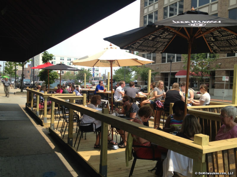 Delightful Get Your Patio On: 8 Brand New Spots To Enjoy This Summer   OnMilwaukee