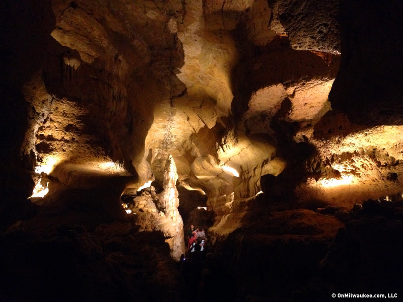 Cave of the Mounds is a Wisconsin wonder Image