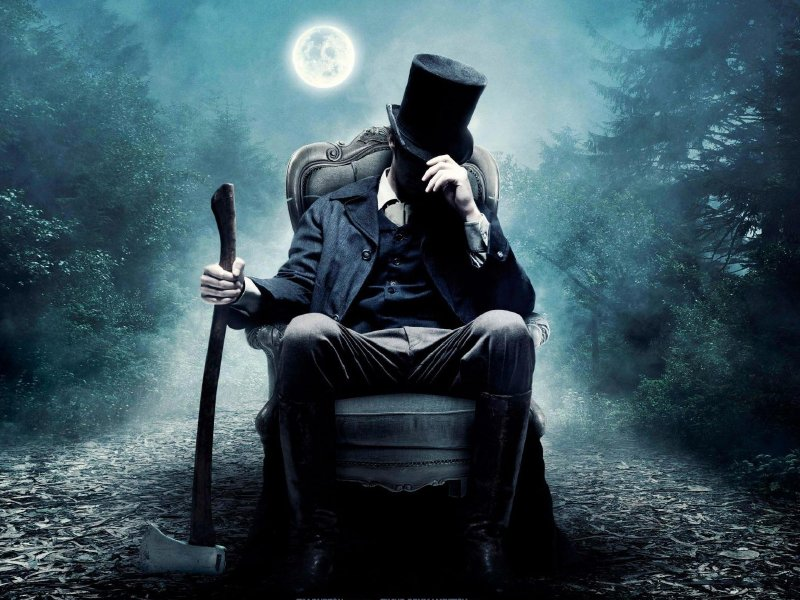 """Abraham Lincoln: Vampire Hunter"" hits theaters today."