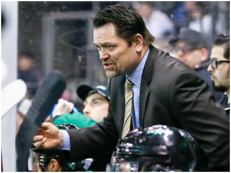 Admirals hire former Stars assistant Karl Taylor as new head coach ... 261b1d0a1