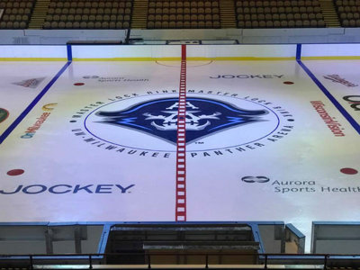 Admirals unveil family-friendly interactive zone for fans at Panther Arena