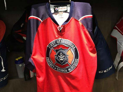 Admirals host annual Battle of the Badges Game on Saturday Image