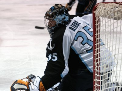 Admirals open playoffs tonight at Chicago Image