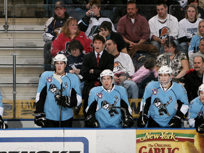Admirals looking for offense