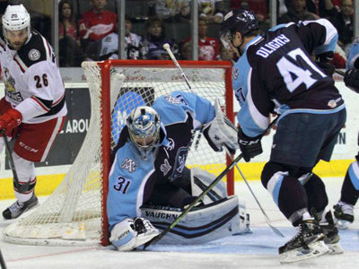Final Bradley Center season ends on road, in playoff sweep for impotent Admirals Image