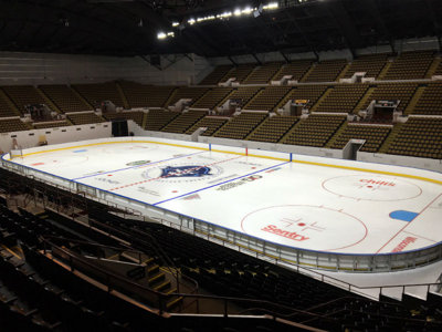 Admirals host UWM-Marquette club hockey game Oct. 28 at Panther Arena