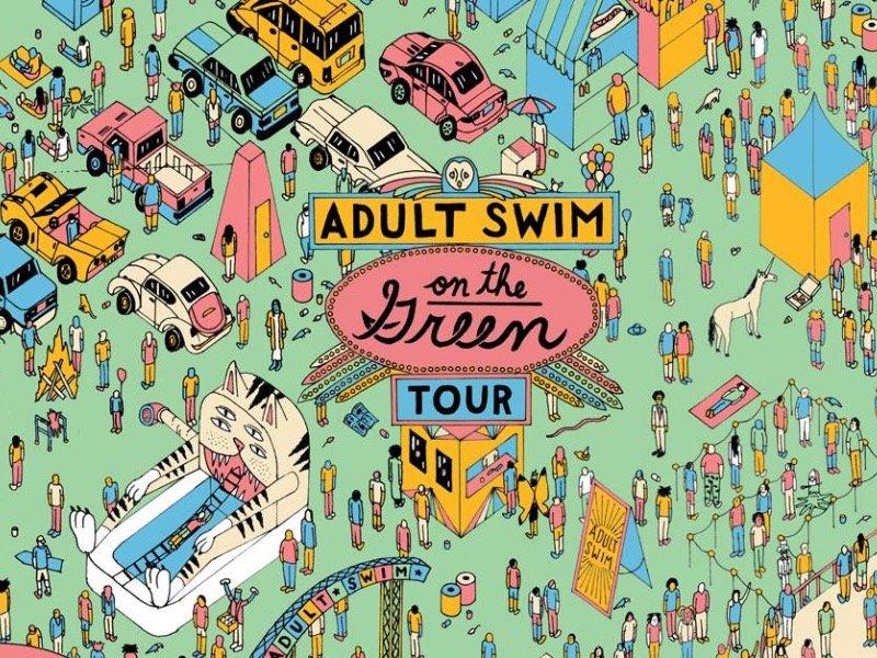 Adult swim latino