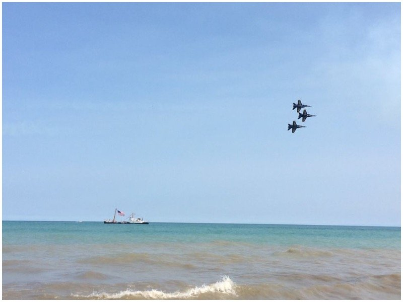 Milwaukee Air And Water Show 2020.No Blue Angels But The Air Water Show Is Still A Must See