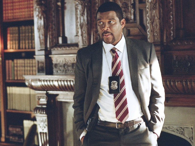 "Tyler Perry plays the title psychologist/detective in ""Alex Cross,"" in theaters now."