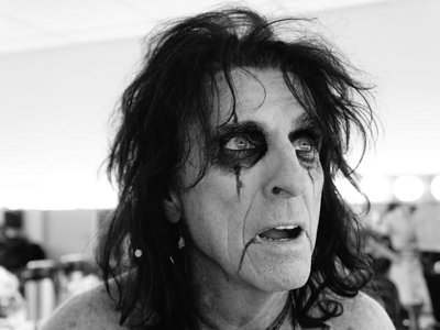 5 questions for Alice Cooper