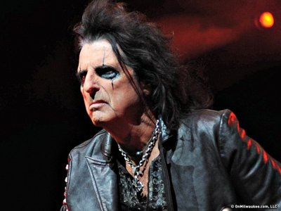 Alice Cooper recalls some of his biggest hits and working with Gene Wilder