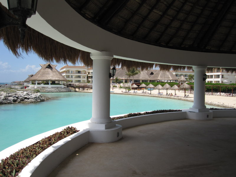 Riviera Maya is perfect for eating, drinking and lazing around.