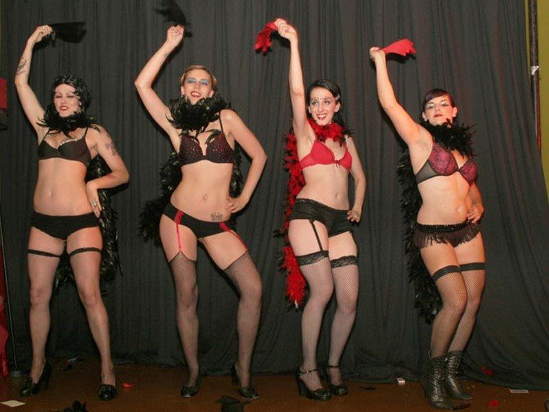 Cherry lesbian dance seattle suce bien