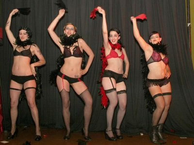 Milwaukee's Alley Cat Revue