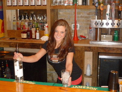 Featured bartender: Allison Vraa of Whiskey River Saloon