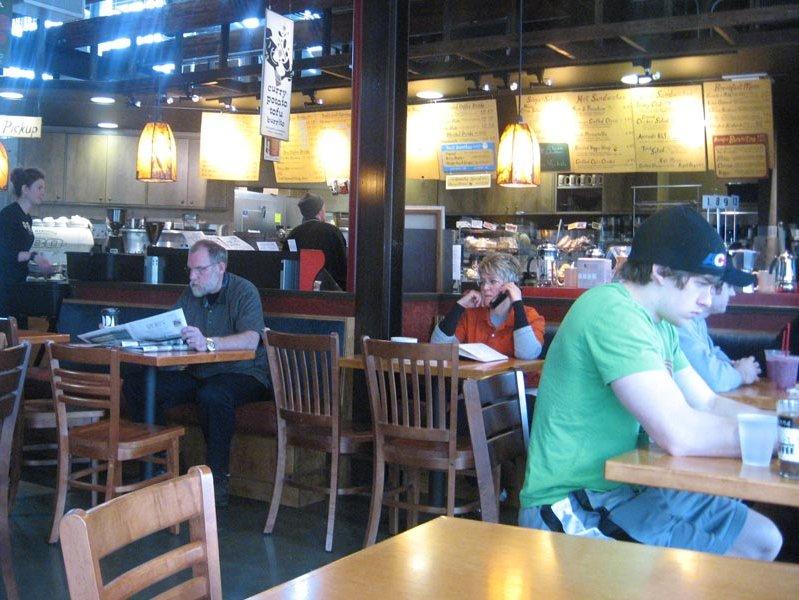 Alterra Coffee Humboldt Cafe Milwaukee