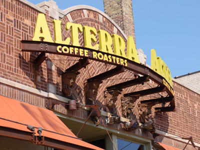 GQ tabs Alterra as one of top 10 coffee shops in U.S. Image