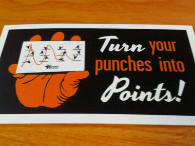Punches turn to points Image