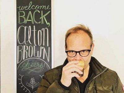 Alton Brown in Milwaukee: Where he went and what he ate