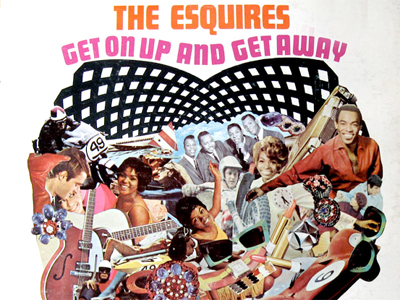 Gene And The Esquires Space Race