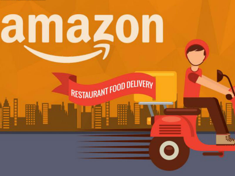 Amazon Prime Now Restaurant Delivery Service Could Be Coming