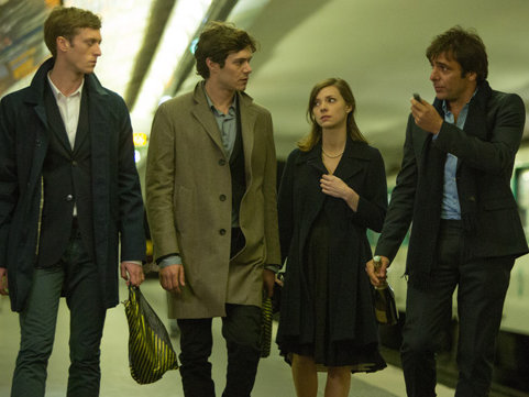 "Whit Stillman's ""The Cosmopolitans"" is one of five TV show pilots that Amazon has launched."