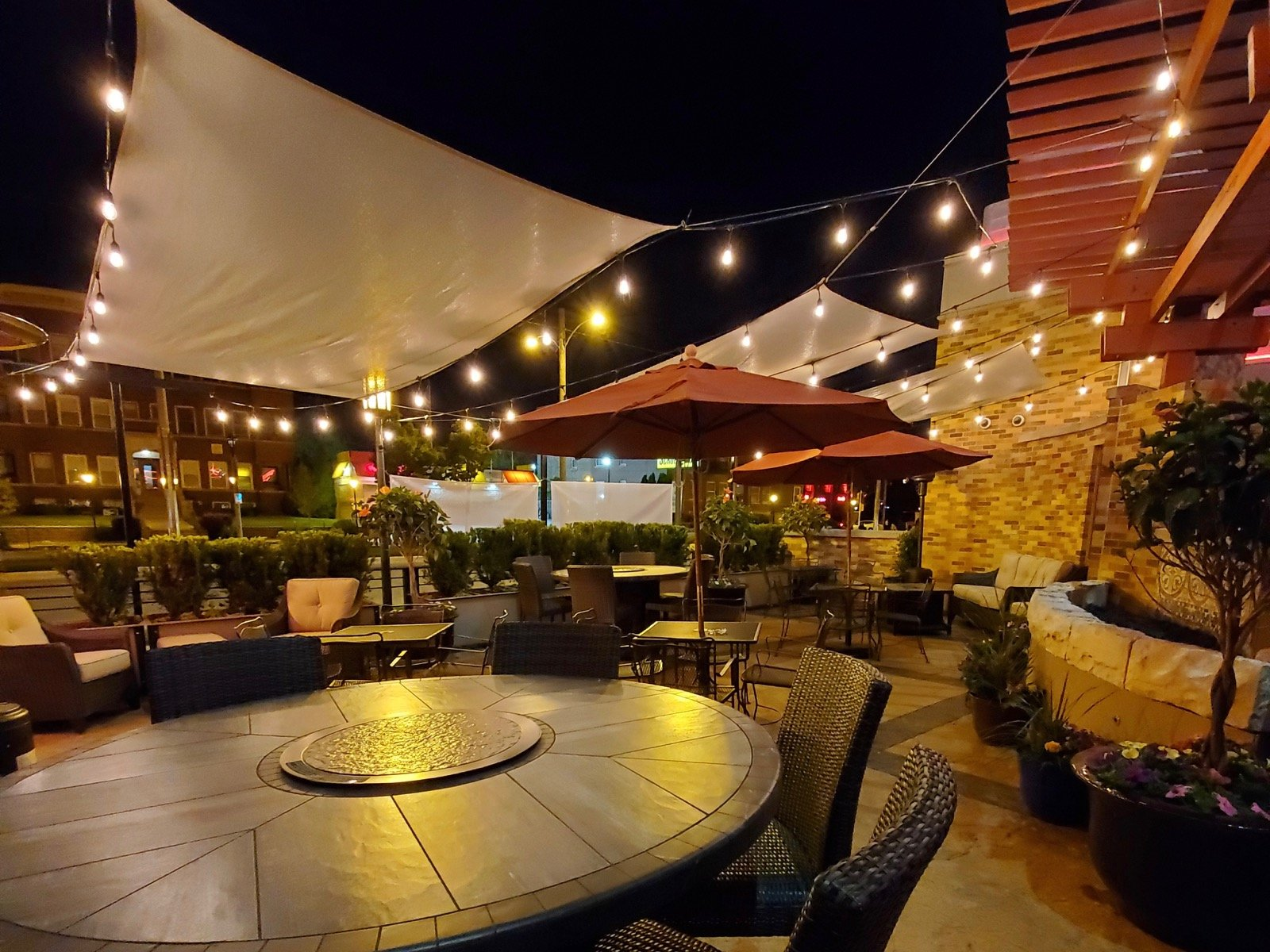 The Ambassador Hotel unveils snazzy new patio for summer