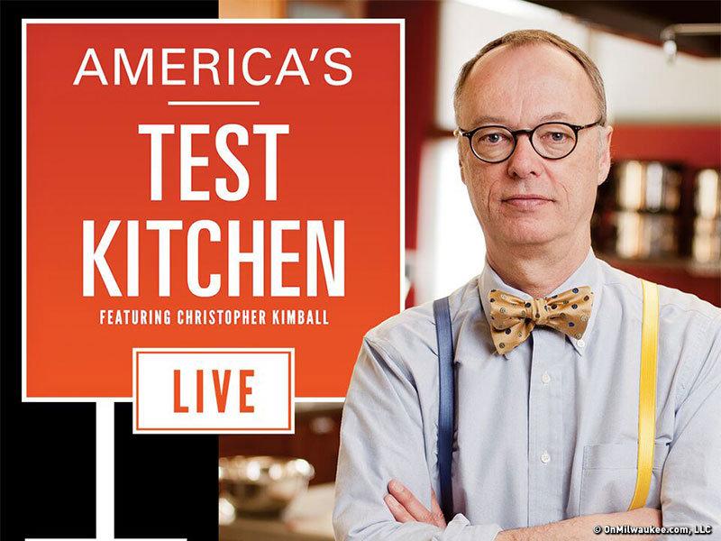 Chris Kimball Americas Test Kitchen Show