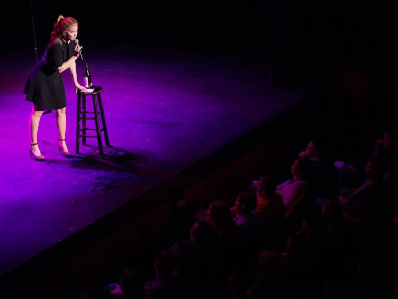 Amy Schumer, Saturday at The Pabst Theater.