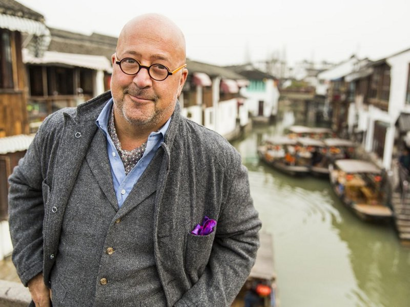 Andrew Zimmern in Milwaukee: Where he went and what he ate
