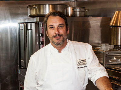 Featured chef: Andrew Ruiz of Joey Gerard's Mequon