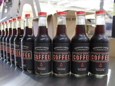 Anodyne bottles cold brew Image