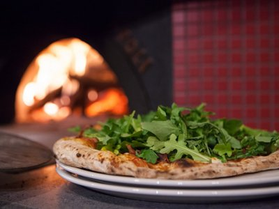 Anodyne Coffee Roasting Co. now serves pizza