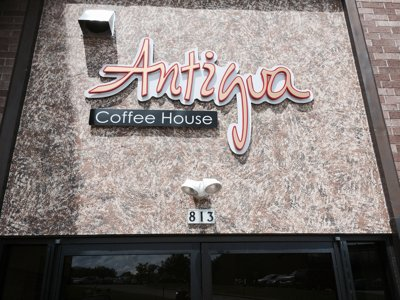 Antigua Coffee House Image