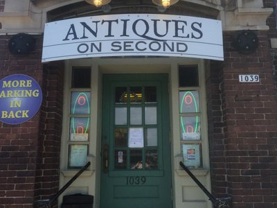 Antiques on 2nd