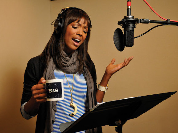 "Aisha Tyler plays Agent Lana Kane on FX's ""Archer."""